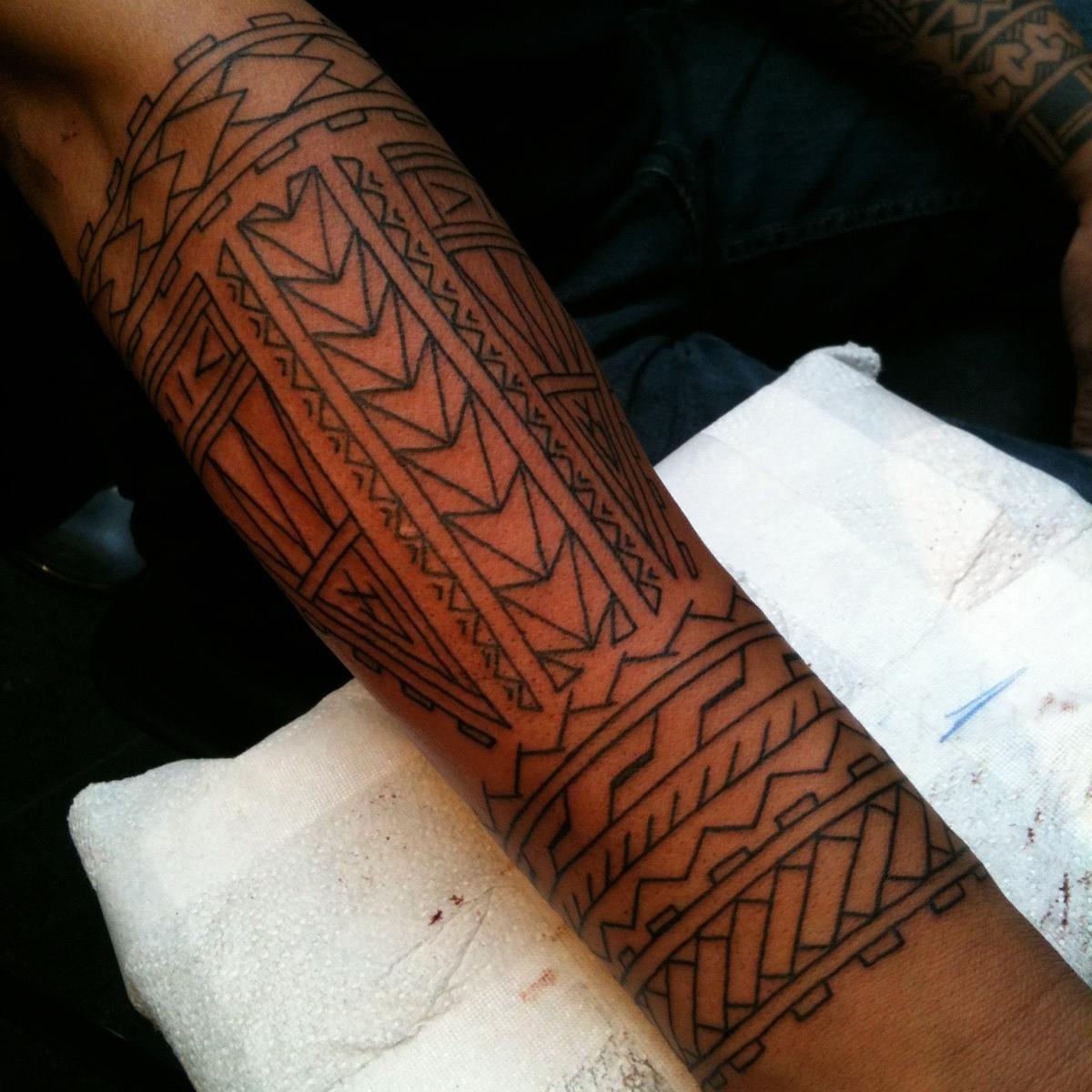 Tribal-Tattoos Polynesian-Tribal-Tattoos-1