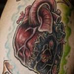 Sacred Heart Tattoos (3)