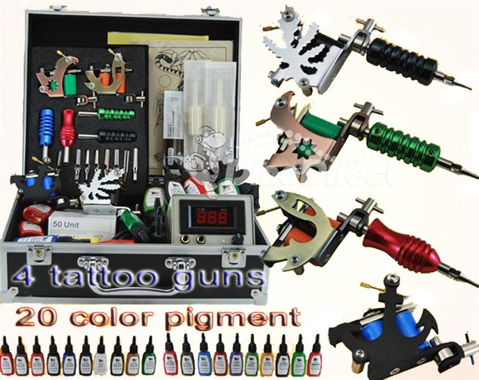 Tattoo kits for Amazon tattoo machine