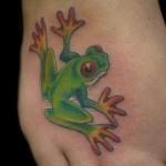 Tree Frog Tattoos3