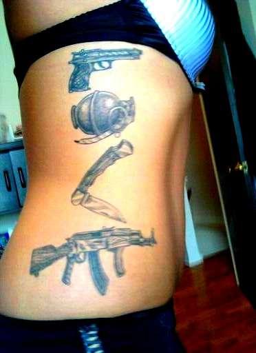 Smokin Guns Tattoo - Best Tattoos in Fayetteville
