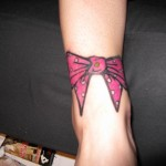Women Ankle Tattoos (3)