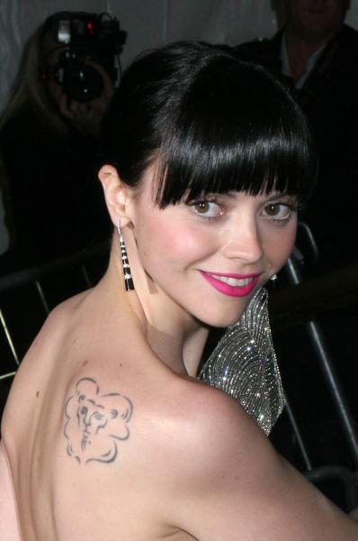 Nude christina ricci tattoos opinion you