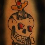 Dagger-and-Skull-Design-Tattoo-1