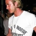 David Beckham Tattoos