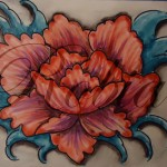Flower-Tattoo-Flash-1