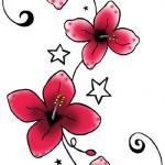 Flower-Tattoo-Flash-6