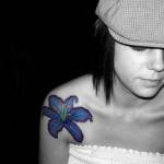 Hawaiian-Flower-Tattoos-14