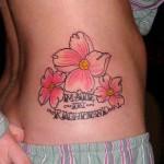 Hawaiian-Flower-Tattoos-19