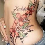 Hawaiian-Flower-Tattoos-20
