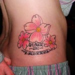 Hawaiian-Flower-Tattoos-8