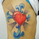Heart-Cross-Tattoos-6