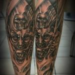 Horror-Face-Skull-Tattoo-2