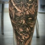 Horror-Face-Skull-Tattoo-4