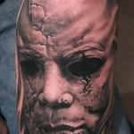 Horror-Face-Skull-Tattoo-6
