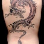 Japanese Dragon Tattoos