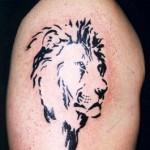 Lion-Tribal-Tattoos-3