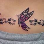 Lower-Back-Butterfly-Tattoos3