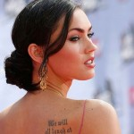 Megan-Fox-Tattoos