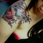 Shoulder-Dragon-Tattoos-2