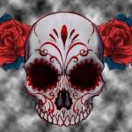 Sugar-Design-Skull-Tattoo-6