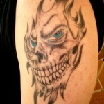 Terrible-Arm-Scull-Tattoo-15