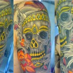 Tibetan-Idea-Scull-Tattoo-4
