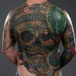 Tibetan-Idea-Skull-Tattoo