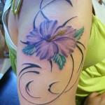 Tribal-Flower-Tattoos-6