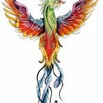 Tribal-Phoenix-Tattoos-12