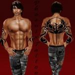 Tribal-Phoenix-Tattoos-6